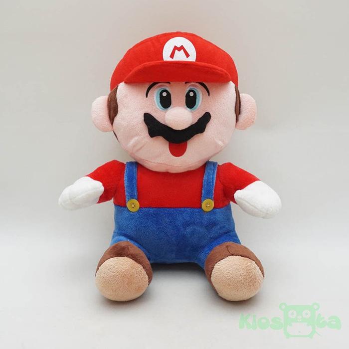 Boneka Karakter Mario Bros Size L - Update Daftar Harga Terbaru ... e2bce21cd1