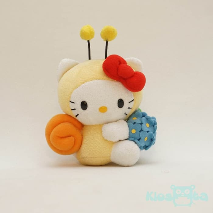 Boneka Original Character Gantungan Kunci Boneka Hello Kitty