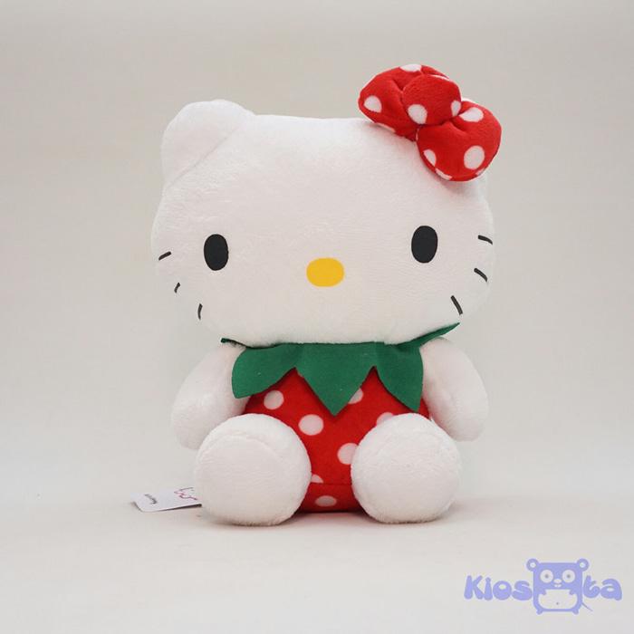 Boneka Original Character Boneka Hello Kitty Strawberry Original